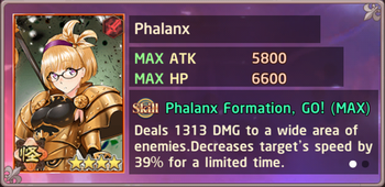 Phalanx Exchange Box