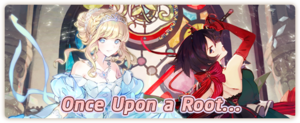 Once Upon a Root... Banner