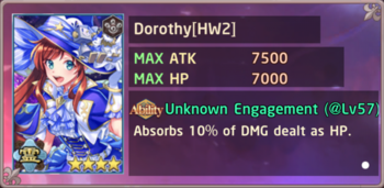 Dorothy HW2 Exchange Box