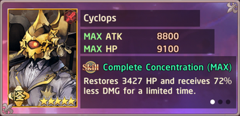 Cyclops Exchange Box