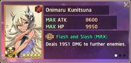 Onimaru Kunitsuna Defiant Exchange Box