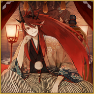 Shuten Doji Bridegroom Square