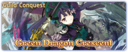 Guild Conquest ーGreen Dragon Crescentー Banner