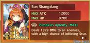 Sun Shangxiang Halloween Summon Preview