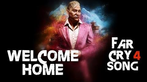 FAR CRY 4 SONG - Welcome Home by Miracle Of Sound