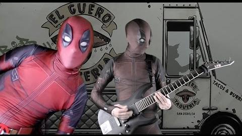 Deadpool Meets Metal (ft