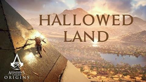 ASSASSIN'S CREED ORIGINS SONG - Hallowed Land by Miracle Of Sound
