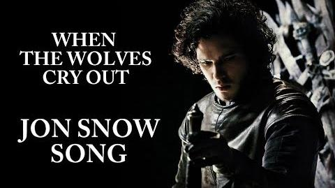 GAME OF THRONES JON SNOW SONG When the Wolves Cry Out by Miracle Of Sound