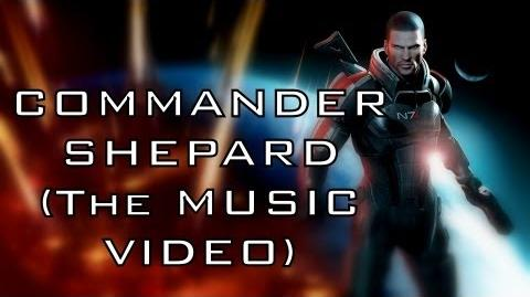 COMMANDER SHEPARD - The song (OFFICIAL VIDEO) by Miracle Of Sound