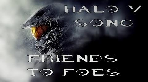 HALO 5 SONG - Friends To Foes by Miracle Of Sound-0