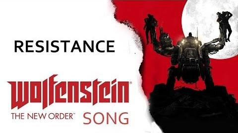 WOLFENSTEIN NEW ORDER SONG - Resistance by Miracle Of Sound