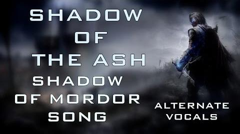 SHADOW OF THE ASH - (Alternate Vocals Version) by Miracle Of Sound