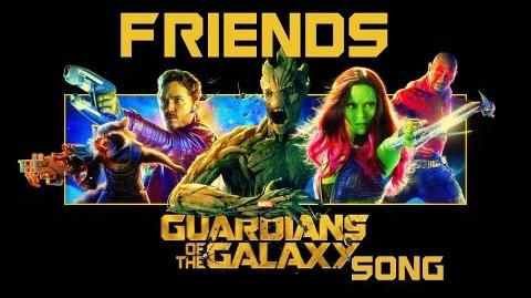GUARDIANS OF THE GALAXY SONG - Friends by Miracle Of Sound