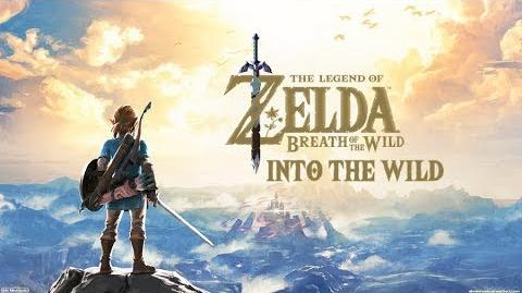 ZELDA BREATH OF THE WILD SONG - Into The Wild by Miracle Of Sound