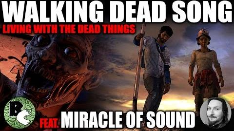 """WALKING DEAD SONG """"Living with the Dead Things"""" by Bonecage feat. Miracle of Sound"""