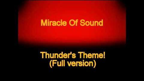 402THUNDER402 Legend Of Thunder Theme Song