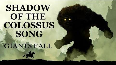 SHADOW OF THE COLOSSUS SONG - Giants Fall by Miracle Of Sound