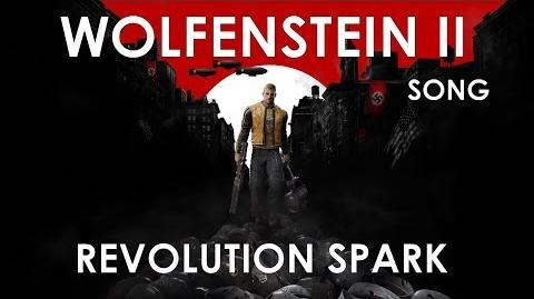 WOLFENSTEIN 2 THE NEW COLOSSUS SONG - Revolution Spark by Miracle Of Sound