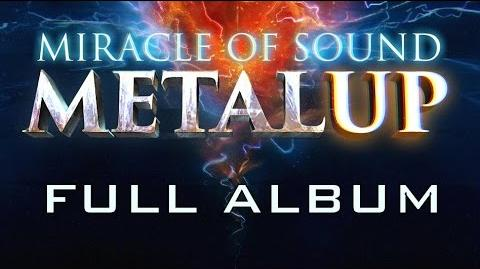 METAL UP by Miracle Of Sound (Full Album)