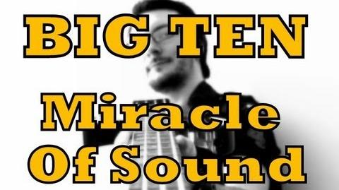 BIG TEN - By Miracle Of Sound