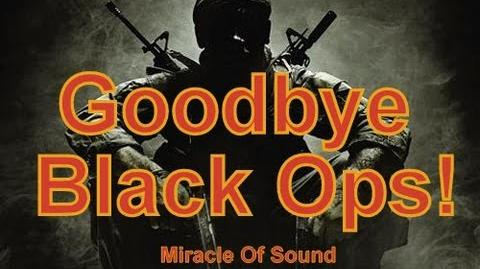 Goodbye Black Ops - Call Of Duty song by Miracle Of Sound - ORIGINAL VIDEO