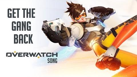 OVERWATCH SONG - Get The Gang Back by Miracle Of Sound
