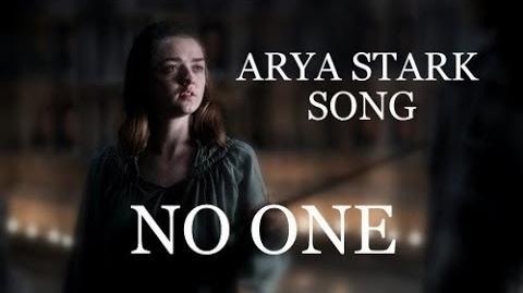 GAME OF THRONES ARYA STARK SONG - No One by Miracle Of Sound Ft