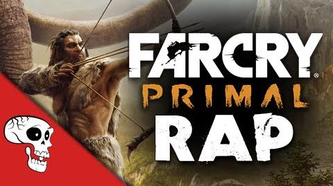 """FAR CRY PRIMAL RAP by JT Machinima (feat. Miracle of Sound) - """"Let Your Soul Walk Free"""""""
