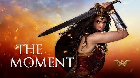WONDER WOMAN SONG - The Moment (Miracle Of Sound ft Karliene)