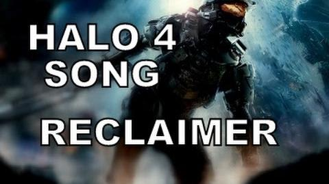 HALO 4 SONG - RECLAIMER (By Miracle Of Sound)
