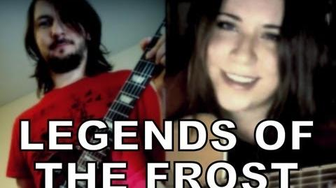 SKYRIM SONG - Legends Of The Frost by Miracle Of Sound ft