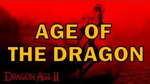 DRAGON AGE SONG - Age Of The Dragon