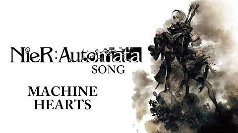 NIER AUTOMATA SONG Machine Hearts (Miracle Of Sound ft. Sharm)