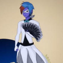 White Peacock by Adricat