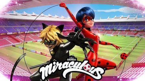 MIRACULOUS 🐞 Copa del Mundo - Especial 🐞 Las Aventuras de Ladybug