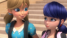 Aurore Beauréal and Marinette Dupain-Cheng
