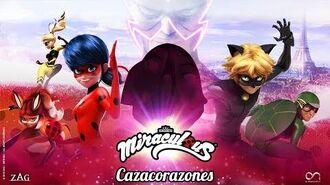 MIRACULOUS 🐞 CAZACORAZONES - TRAILER 🐞 Las Aventuras de Ladybug