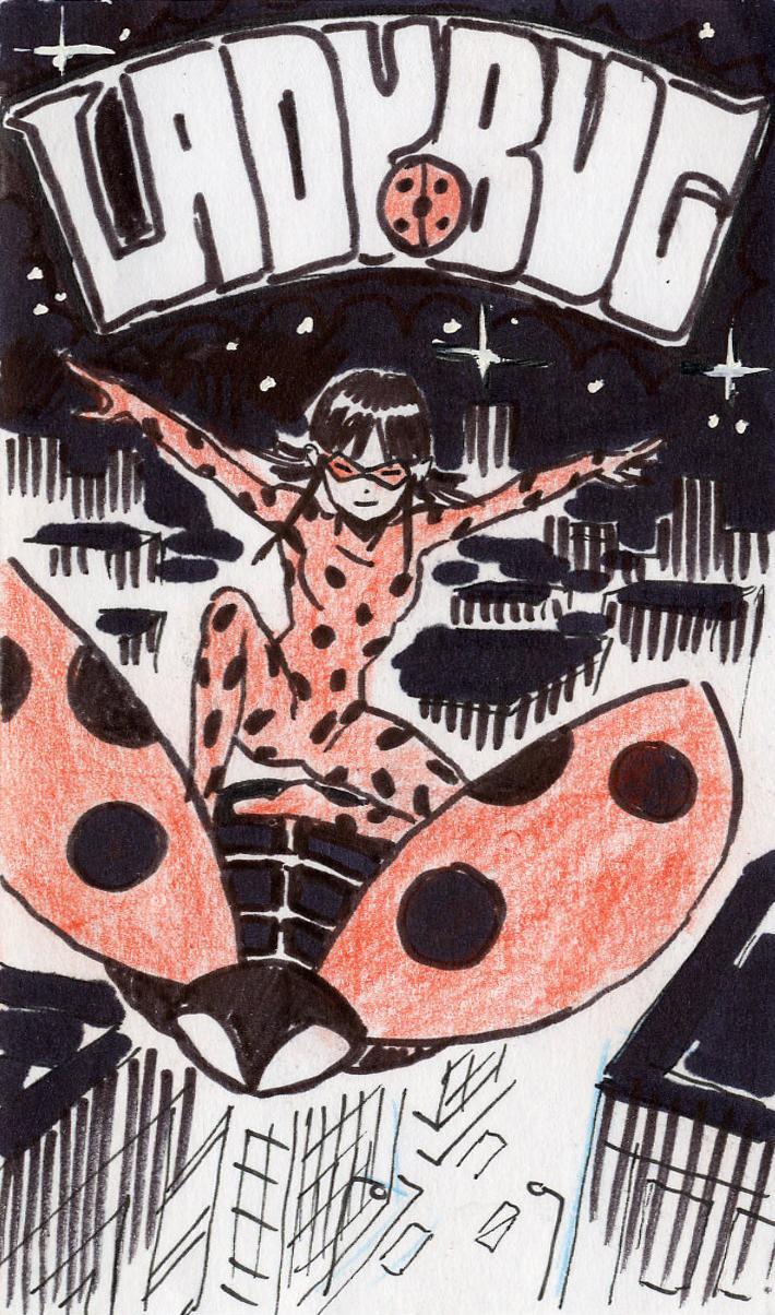 Miraculous: Las Aventuras de Ladybug   Wikia Miraculous Ladybug ...
