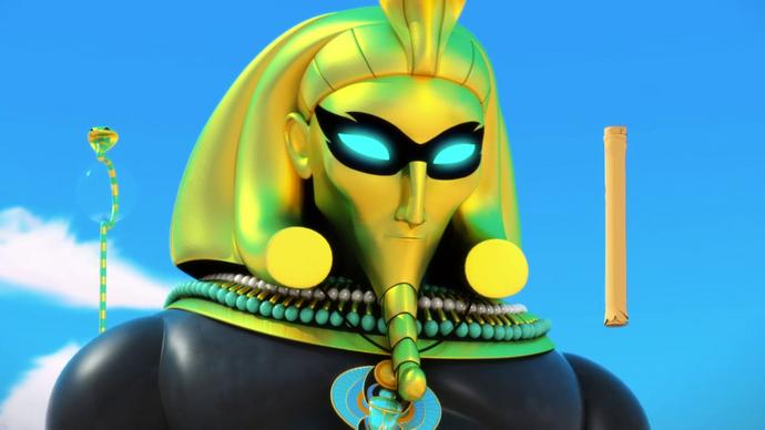 O Faraó
