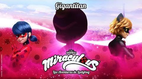 MIRACULOUS 🐞 GIGANTITAN - TRAILER 🐞 Las Aventuras de Ladybug Oficial episodio
