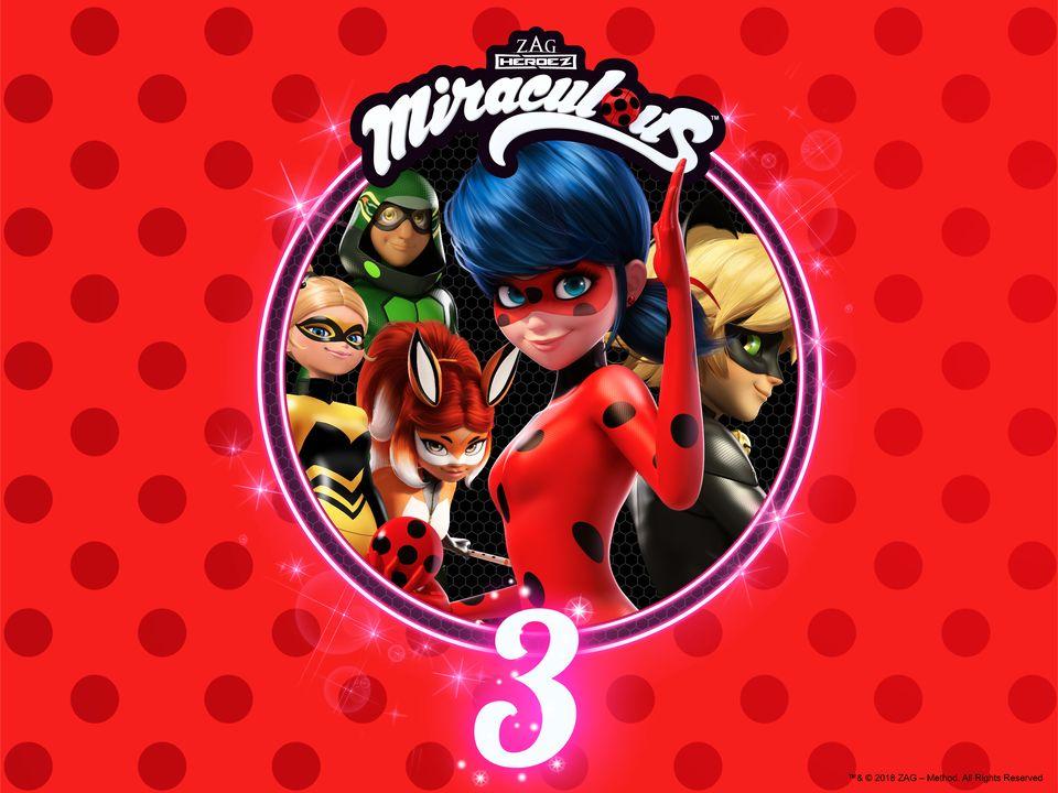 Miraculous Ladybug Staffel 3