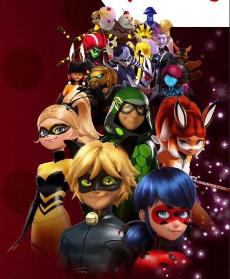 Le jour des h ros wikia miraculous ladybug fandom powered by wikia - Tous les personnages de violetta ...