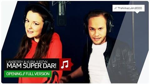 Miraculous - Lanberry & Kuba Jurzyk - Mam super dar! (Full opening song) Polish