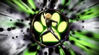 Cat Noir Transformación 15