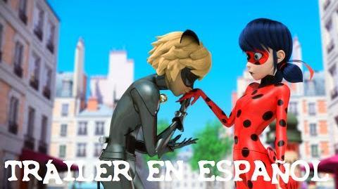 Miraculous Ladybug - TRÁILER EN ESPAÑOL - Theme Song
