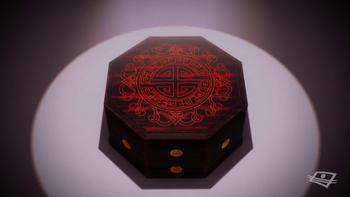 Caja de Wang Fu