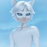 CharaImage Cat Blanc1