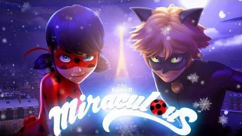 """MIRACULOUS 🐞 ESPECIAL DE NAVIDAD - """"Un Gato en la Noche"""" 🐞 Las Aventuras de Ladybug"""