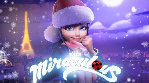 """MIRACULOUS 🐞 ESPECIAL DE NAVIDAD - """"¡Feliz Navidad!"""" 🐞 Las Aventuras de Ladybug"""