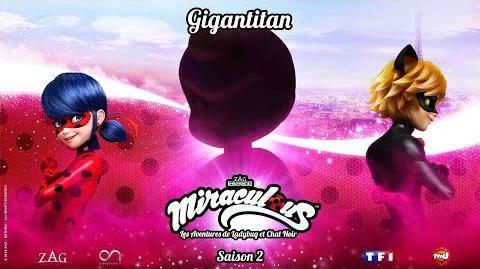 """Miraculous Bande annonce épisode """"Gigan Titan"""""""